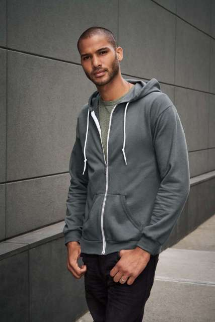 ADULT FULL-ZIP HOODED FLEECE