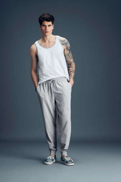 UNISEX LIGHT TERRY JOGGER
