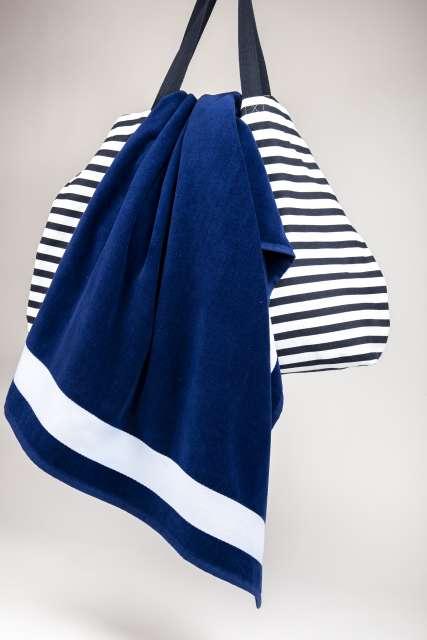 OLIMA VELOUR BEACH TOWEL