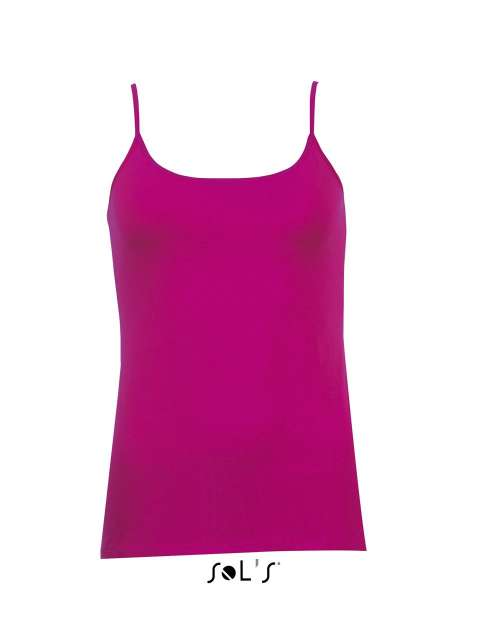 JOY WOMEN'S TANK TOP WITH SPAGHETTI STRAPS